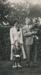 Photograph, Frank & Georgie Porter, Glenham School 1950s ; Unknown photographer; 1950-1960; WY.1991.141.2