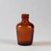 Bottle, Brown Glass Poison; Unknown manufacturer; 1930-1940; WY.0000.423