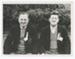 Photograph, Edendale Rugby 50th Jubilee J. Kelso, F. Shields; Warren Studios, Invercargill; 1960; WY.1991.72.20