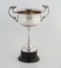 Trophy, Table Tennis A Reserve Men's Doubles Championship; Unknown manufacturer; 1975; WY.1997.27.6