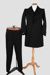 Suit, With frock coat - Three piece?; Moore, John W; 1900-1910; WY.1997.3.14
