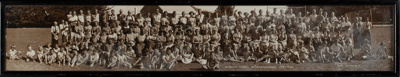 Photograph, Framed Brydone School 50th Anniversary 1906-1956; Phillips, E.A; 1956; WY.0000.632
