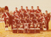 Photograph, Wyndham Pipe Band Dominion Contest Invercargill 1975; Hazeldine's Studio; 1975; WY.0000.1157