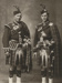 Photograph, Two Gentlemen in Highland Uniform; Esquilant, W; Unknown; WY.0000.8