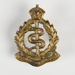 Badge, Military NZMC; Unknown manufacturer; 1914-1918; WY.2000.12.4.16