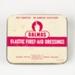 Tin, Dalmas Elastic First Aid Dressings; Dalmas Ltd; 1950-1960; WY.0000.683