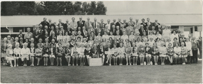 Photograph, Wyndham Schools Centennial, 1915-24; Unknown photographer; 1975; WY.1993.134.9
