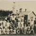Photograph, Children and Teachers, Menzies Ferry School; Unknown photographer; 1920-1930; WY.0000.415