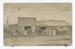 Postcard, J. Trapski Wheelwright & Blacksmith 1907; McEachen & Son; 1907; WY.1989.496.4