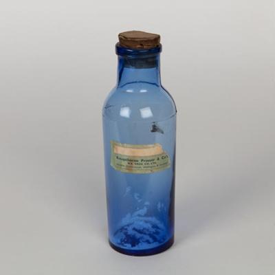 Bottle, Kempthorne Prosser & Co; Kempthorne Prosser & Co.'s New Zealand Drug Co. Ltd; Unknown; WY.1996.59.51
