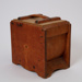 Butter Churn, Wooden Box; Unknown maker; 1920-1930; WY.1993.73