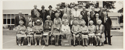 Photograph, Wyndham School Reunion; Unknown; 1970-1980; WY.0000.1021