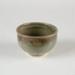Bowl, Green Ceramic; Shields, Heather; 1950-1960; WY.2007.1.2