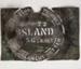 Stencil, Island Butter; Unknown manufacturer; 1920-1930; WY.0000.622