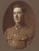 Photograph, World War One Soldier; Spicer, Alan; 1914-1918; WY.0000.74