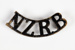 Badge, Military New Zealand Rifle Brigade; Unknown manufacturer; 1914-1918; WY.2000.12.4.20