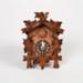 Clock, Wooden Cuckoo; Unknown manufacturer; Unknown; WY.2003.13.3
