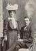 Photograph, Genge-Walker Wedding; Campbell Photo, Invercargill. N,Z.; 1907-1908; WY.1989.513.5