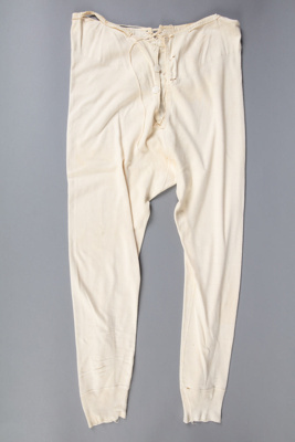 Long Johns, Bottoms ; Canterbury; 1930-1940; WY.2007.26.3