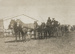 Photograph, Lady and Gentleman riding in a Gig; Wootton, Invercargill; 1900-1910; WY.0000.329
