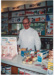 Photograph, Brian McNaughton Pharmacist; Unknown photographer; 1990-1998; WY.1996.59.40.1