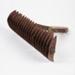 Curd Rake, Metal; Unknown manufacturer; 1900-1910; WY.1986.72
