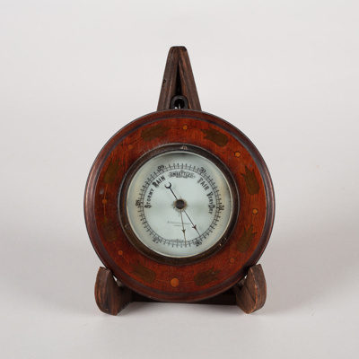Barometer, Wooden Framed; O Comitti & Son Ltd; Unknown; WY.1990.26