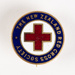 Badge, N.Z. Red Cross Society; Mayer & Kean Ltd Wellington; 1940-1950; WY.2003.11.71