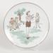 Wall Plate, Golfers; Noritake; 1950-1960; WY.2007.1.10