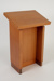 Lectern, St Mary's Anglican Church; Unknown manufacturer; Unknown; WY.2007.29.7