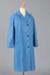 Coat, Blue Corvin Kutwell Mac; Kutwell Garments Co Ltd; 1960-1970; WY.0000.557