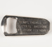 Bottle Opener, Cyril Instone; Unknown manufacturer; 1970-1980; WY.0000.768