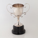 Trophy, Menzies Table Tennis A Reserve Women ; Unknown manufacturer; 1984; WY.1997.27.4