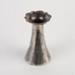 Vase, Pewter; Unknown manufacturer; 1920-1930; WY.1988.170