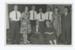 Photograph, Henderson & Co Staff Party; Elmwood Studios, Invercargill; 1960s; WY.1993.108.2