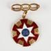 Medal, Odd Fellows J.M. Rabbidge; Unknown manufacturer; 1961; WY.2013.8.22