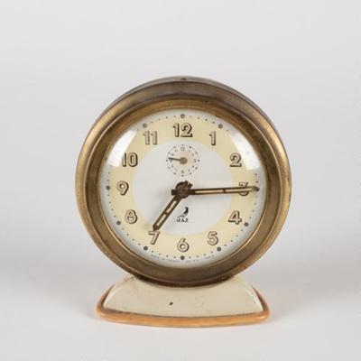 Clock, Jaz Alarm; Jaz; 1940-1950; WY.0000.863