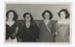 Photograph, Edendale Women's Division of Federated Farmers Choir; Elmwood Studios, Invercargill; 1956; WY.0000.1207