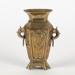 Vase, Brass; Unknown manufacturer; 1930-1940; WY.1989.11