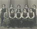 Photograph, Edendale Basketball Team Winners of Menzies A Grade Competition 1952; Campbell's Studios; 1952; WY.0000.997