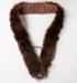 Fur Stole, The London Company Timaru; The London Fur Company; 1900-1930; WY.1996.1.8