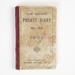 Diary, New Zealand Pocket Diary 1902; Unknown; 1902; WY.1995.70.2