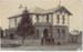 Postcard, Wyndham Post Office; Unknown; 1910; WY.0000.1216