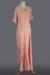 Dress, Pink Velvet Bodice; Unknown maker; 1951; WY.1996.1.3