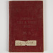 Diary, Standard Time & Wages Book No 8; Williams, Francis Snr; 1915-1916; WY.1991.99