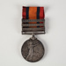 Medal, Military South African War 1899-1902 Pte W Templeton; Unknown manufacturer; 1902; WY.1995.12.1