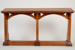 Pew Rail, St Mary's Anglican Church; Unknown manufacturer; Unknown; WY.2007.29.8