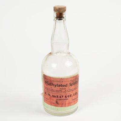 Bottle, R M McKay Store; R. M. McKay & Co; 1940-1950; WY.0000.1336