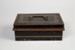 Cash Box, Metal ; Unknown manufacturer; 1900-1910; WY.2006.14.1