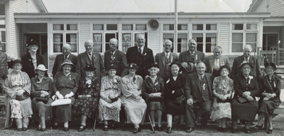 Photograph, Wyndham School 80th Jubilee 1956; Phillips, E.A; 1956; WY.1994.10.15